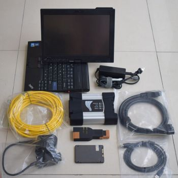 For BMW ICOM NEXT A+B+C the new generation of ICOM A2 diagnostic tool with x200t 4g laptop with 2020.03v 720gb ssd ready to work