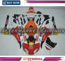 Customized Repsol And Bull Aftermarket OEM Fitment Quality CBR1000RR Fairings Kits 06-07 For Honda CBR1000 RR 2006 2007 Body