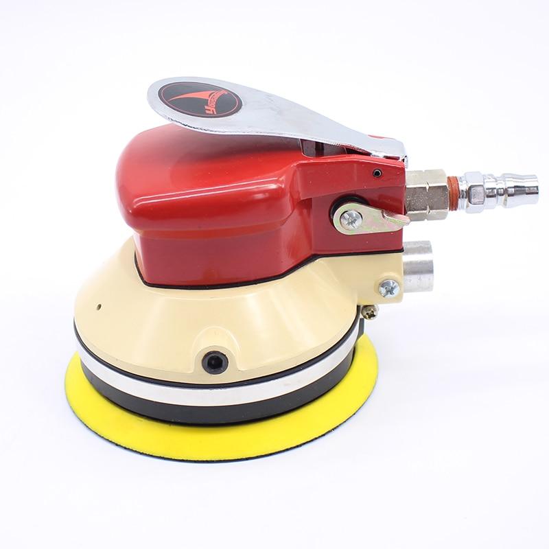 Kvaliteetne 5-tolline raskeveokite õhu sander pneumaatiline - Elektrilised tööriistad - Foto 2