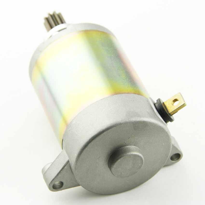 Motorcycle Starter Electrical Engine Starter Motor For SUZUKI AN125 AN150 VECSTAR CF42A CG41A 1995 2000 Motorbike