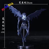 Anime Death Note Deathnote Ryuuku Pvc Action Figure Juguetes Collection Model Doll Kids Toys