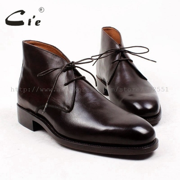 9790403bf2ba CIE-redondo-toe-100-cuero-genuino-del-becerro-botas-suela-de-cuero -Goodyear-welted-cuero-hombres.jpg 350x350.jpg
