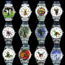 Football / Frog Prince / Horse Unicorn / Rabbit / Kangaroo/ Turtle/ Elephant/ Eagle/ Lizard/ Butterfly/ Swan Children Kids Watch
