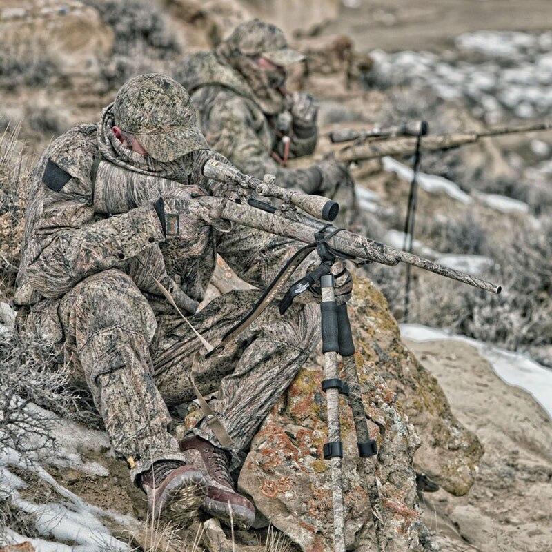 Sniper CS prairie sèche costume de Camouflage bionique costume d'entraînement vêtements de chasse en plein air hommes Camo veste pantalon ensemble Ghillie costumes