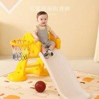 Новый стиль Детские игрушки слайд удлиняется утолщаются для малышей Детская комната игры, игрушки можно сложить Крытый детск