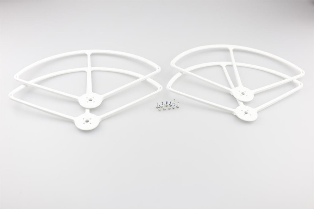 F11790 4Pcs DIY F450 Quadcopter Propeller Protective Props Guard Protector Quick Mount For F550 RC Drone FPV