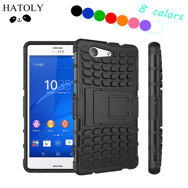HATOLY For Case Sony Xperia Z3 Compact Cover Z3 Mini D5803 D5833 M55W Case for Sony Xperia Z3 Compact Case for Sony Z3 Compact