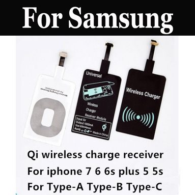 Ultra Thin Original Wireless <font><b>Charger</b></font> Portable For <font><b>Samsung</b></font> <font><b>Galaxy</b></font> J4 A3 A3 A5 A5 A6 A6+ A7 A7 A7 <font><b>A8</b></font> <font><b>A8</b></font> <font><b>A8</b></font>+ A9 A9 Pro C5 C5 Pro image