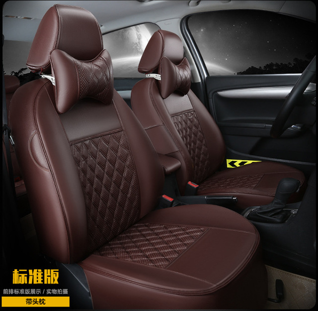 Automobile Car Seat Covers For HONDA Fit Odyssey CR V ACCORD CIVIC Stream CITY Patrol