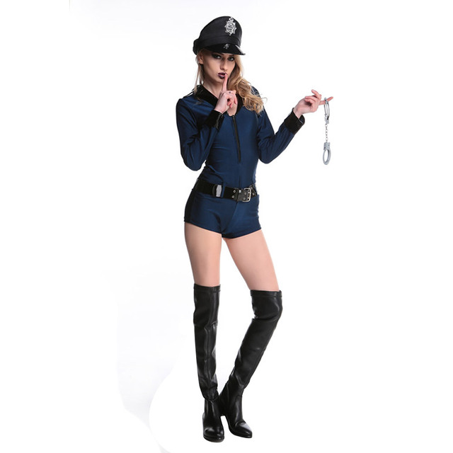 Police officer erotic