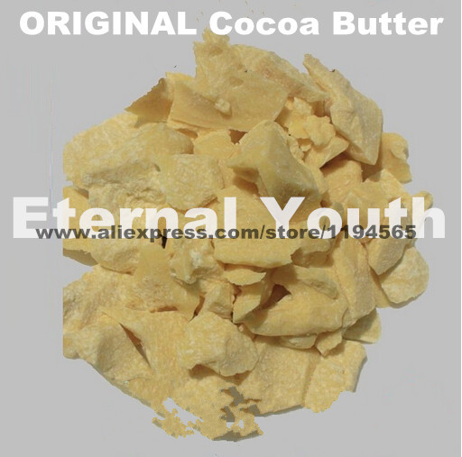 ORIGINAL 1KG Natural Cocoa Butter Chocolate Raw Unrefined (special incense) 100% Pure Cocoa Butter Food 1kg stevioside food grade natural