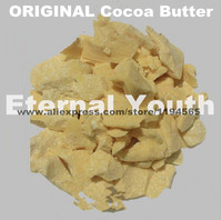 ORIGINAL 1KG Natural Cocoa Butter Chocolate Raw Unrefined (special incense) 100% Pure Cocoa Butter Food