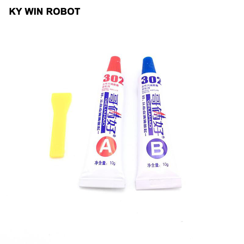 20 G All-purpose Adhesive (AB Plastic) 302 Glue AB Glue For Two Brothers