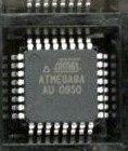 ATMEGA8A - AU ATM AVR microcontroller new original 100%--HYDZ2