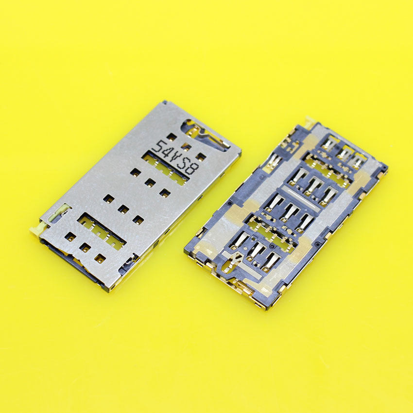 cltgxdd KA-278 100% New SIM Card Holder Tray Slot socket Replacement Parts for Sony Z4