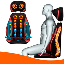 New Arrival Air-sac Massage Chair Multifunctional Vibration Cushion  Free Shipping