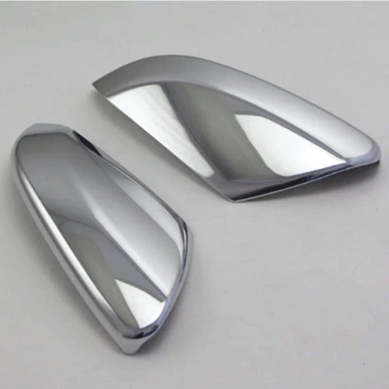 Car body kits door mirror cover Car Sticker For HONDA CIVIC 2017 ABS chrome in Chromium Styling from Automobiles Motorcycles