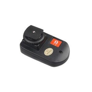 Image 2 - Andoer Universal  AC 04  4 Channels Wireless Remote Radio Studio Flash Speedlite Trigger Set  Transmitters for Strobe