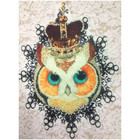 New Owl DIY fabric heat transfer film paper pyrography offset printing iron-on light color cloth sticker