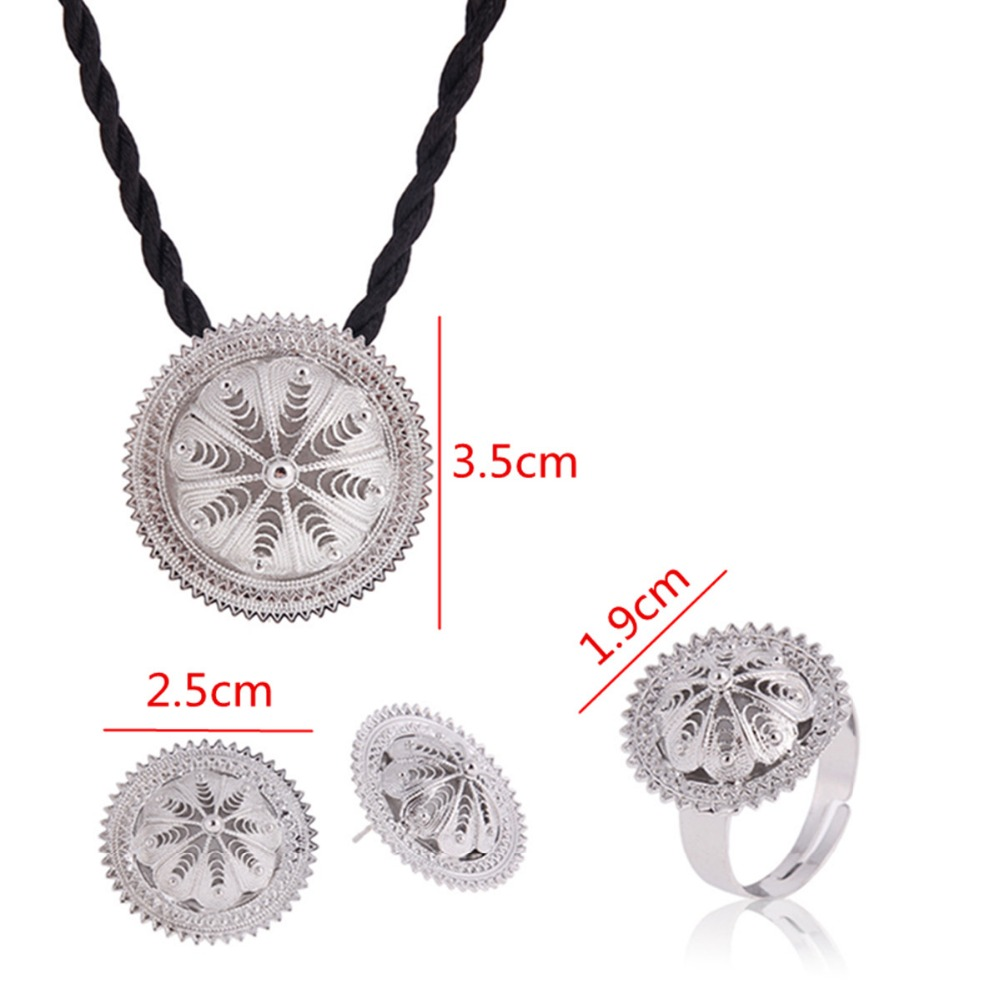Bangrui-New-Arrival-Sliver-Color-Ethiopian-Necklace-Pendant-Earring-Ring-Jewelry-Sets-African-Gift-Habesha-Jewelry