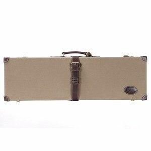 Image 2 - Tourbon Tactical Universal Gun Case Bag Slip Hunting Gun Storage Rifle Shotgun Carrier with Lock Gun Accessories