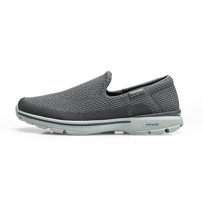 FANDEI 2017 mesh bernapas sepatu lari untuk wanita dan pria sneakers - Sepatu kets - Foto 6