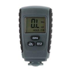 RM660 cyfrowy miernik grubości lakieru samochodu miernik grubości lakieru farby tester grubości miernik grubości wyświetlacz LCD cyfrowy narzędzie
