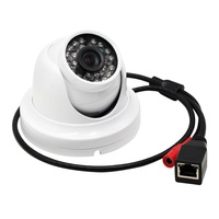 1 0 Megapixel 720P MINI Dome IP Camera IR Cheap Outdoor Waterproof Video Cctv Camera Free