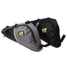 Yanho mountain bike bicycle triangle tool kit frame bag saddle