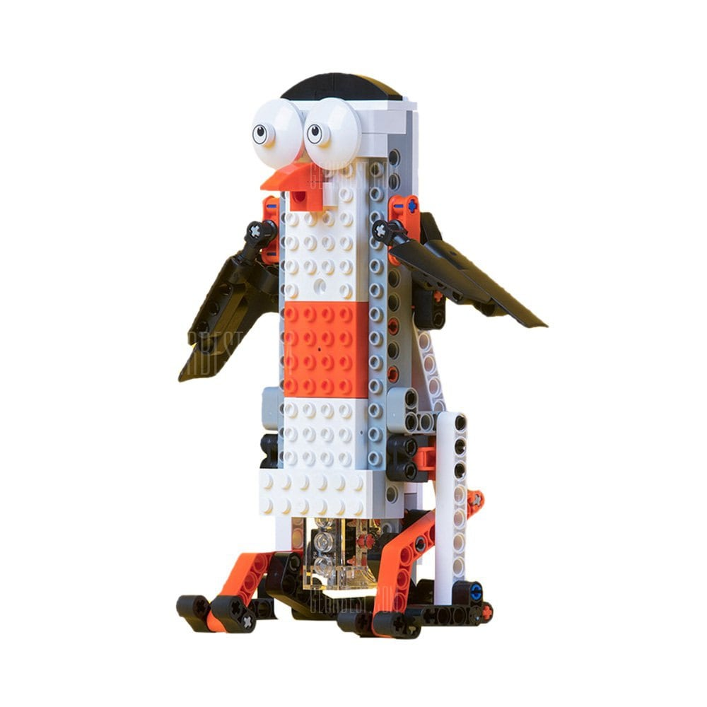 Xiaomi Mitu Smart Building Blocks Robot 305PCS Variety Models APP Control Programmable Children Toy
