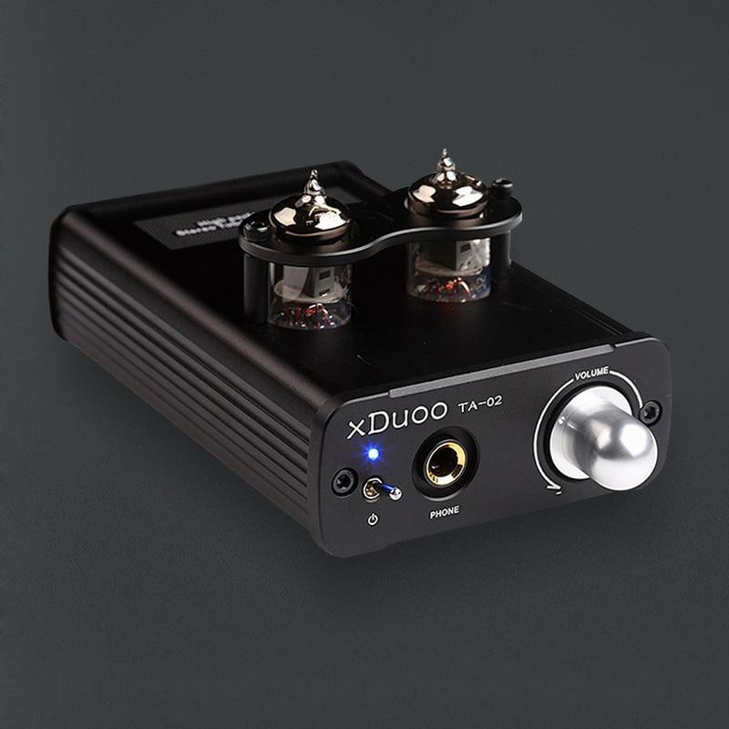 xDuoo TA-02 HiFi-Kopfhörer-Röhrenverstärker 2015 Neue - Heim-Audio und Video