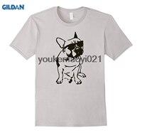 GILDAN French Bulldog Attitude T Shirt