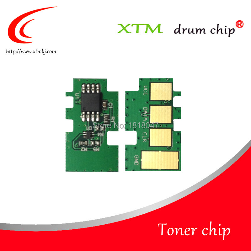 Compatible CLT K506L CLT C506L CLT M506L CLT Y506L Toner cartridge chip for Samsung CLP 680