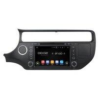 8 Android 6,0 Восьмиядерный Автомобильный мультимедийный проигрыватель для KIA K3 Рио 2015 видео бесплатная карта Car Audio стерео dvd плеер автомобиля