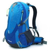 Hot Sale 40L Outdoor Camping Hiking Sports Backpack Trekking Climbing Travel Rucksack Bag Waterproof Climbing Accessories