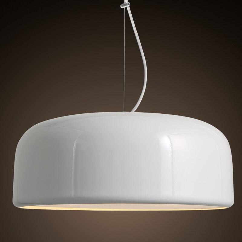 Moderne couleur noir et blanc aspiration et ascenseur double usage lampe personnalité nordique salle à manger cuisine unique lustre
