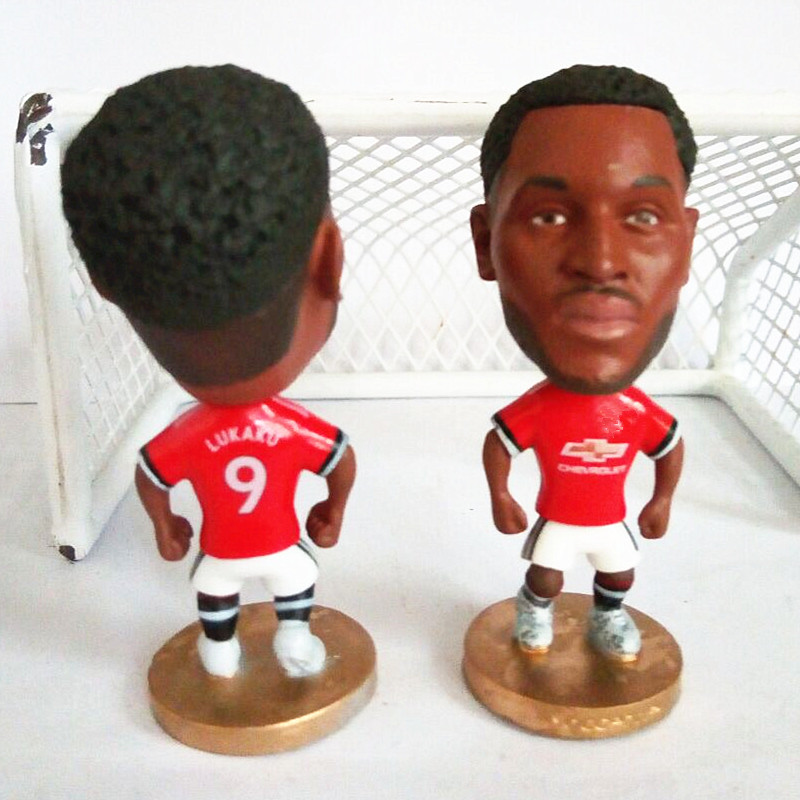 Dropwow Soccerwe Premier United Player Salah Ronaldo Lukaku De Gea ... af823f696