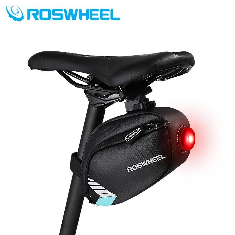 Roswheel MTB bike font b bag b font font b saddle b font font b bag