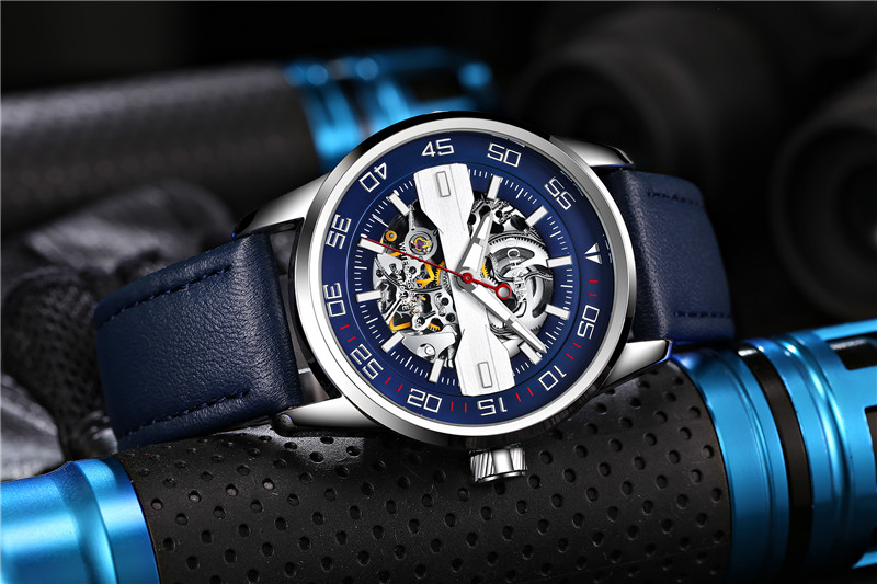 relógios de luxo marca superior montre homme
