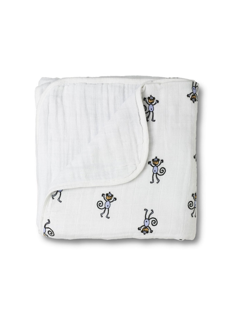 Adamant Ant Autumn Newborn Supplies Aden Anais Baby Gauze Holds Blankets Thickening 100%Muslin Cotton 2 Layers With Label