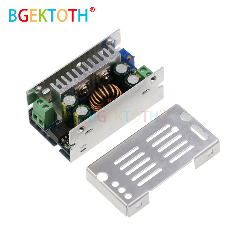 DC DC 15A 200W 60V Adjustable Step Down Converter Buck Board Adjustable Voltage Module Stabilized Synchronous RectificationDC DC 15A 200W 60V Adjustable Step Down Converter Buck Board Adjustable Voltage Module Stabilized Synchronous Rectification
