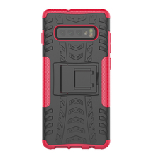 For Coque Samsung Galaxy S10 S10+ Case Cover S10Plus Armor S10e SM-G970F/DS SM-G970U Phone Cases