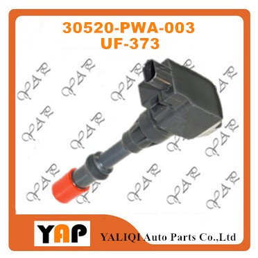New High Quality Ignition Coil FOR FIT HONDACivic 1.3L L4 30520-PWA-003 UF-373 CM11-109  ...