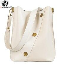 Fashion Rivet Women Shoulder Bag Set High Quality Leather Crossbody Bags for Women Luxury Brand Large Messenger Bag Sac A Main