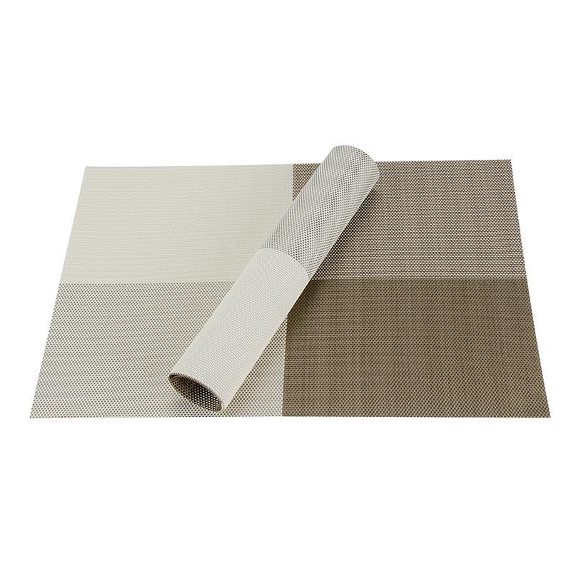 Σετ από 8 πλακίδια χρώματος μπλοκ PVC - Κουζίνα, τραπεζαρία και μπαρ - Φωτογραφία 2
