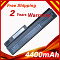 4400mAh Laptop Battery for HP for COMPAQ Business Notebook 6510b 6515b 6710b  6710s 6715b 6715s 6910p NC6100 NC6105 NC6110