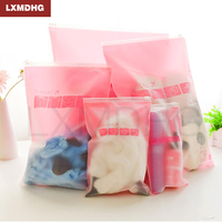 Travel Portable Storage Bags Sorting Wash Toiletry Kits Luggage Packing Bags Cosmetic Waterproof Clothes Organizer Outdoor Pouch