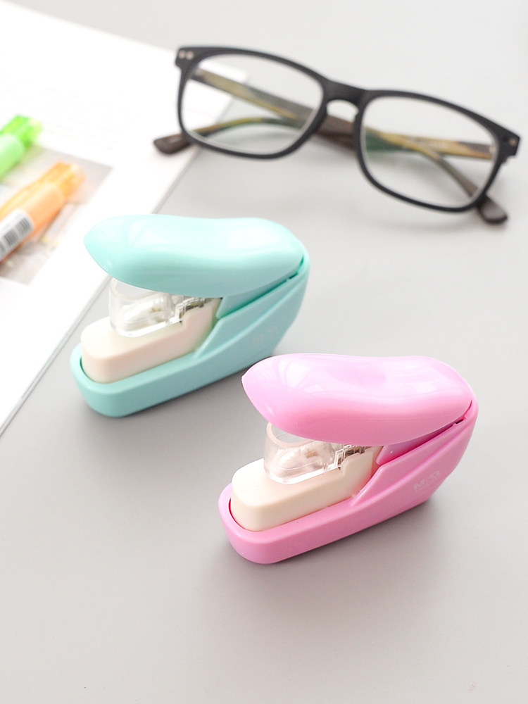 Student No Nail Stapler Environmental Protection Needle Free Office Stationery Staple Free Stapler Stapleless Stapler FreeStudent No Nail Stapler Environmental Protection Needle Free Office Stationery Staple Free Stapler Stapleless Stapler Free