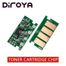 8 шт SPC250 C250 KCMY чип картриджа с тонером для Ricoh Aficio SP C250e C250dn C250sf C250dw SPC250e SPC250dn SPC 250 250sf принтера