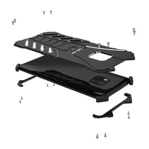 Image 5 - Luksusowe Heavy Duty BATMAN Metal aluminium telefon etui na Huawei Mate 20 x Mate 20 P20 Pro Nova 3 4 V20 mate 20 Lite pokrywa